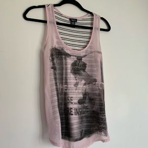 RUE 21 WOMEN'S TANK TOP